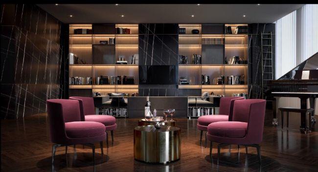 Piano Lounge Amenity