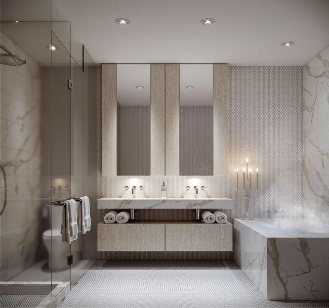 Yorkville : Bathroom