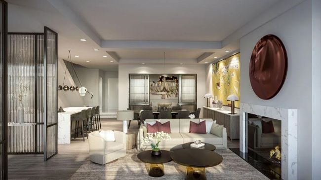 Suites Designed to Flow