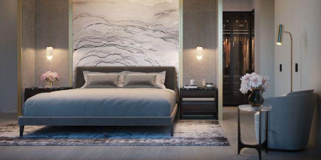 50 Scollard luxury bed