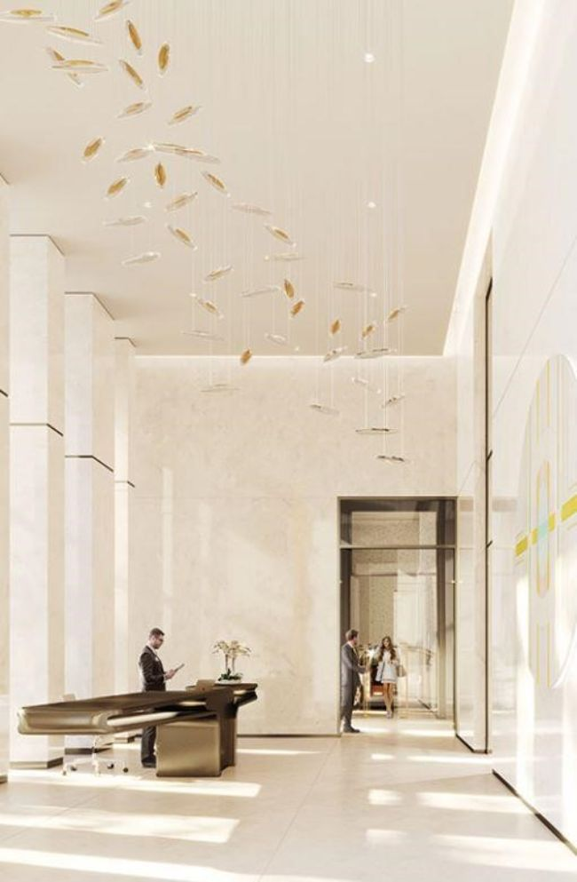 Concierge and Lobby