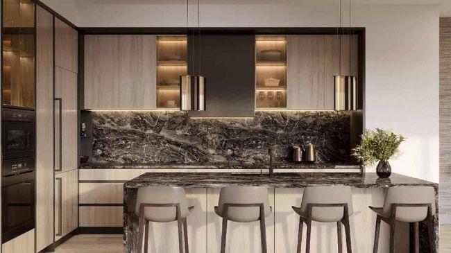 55C : Kitchen