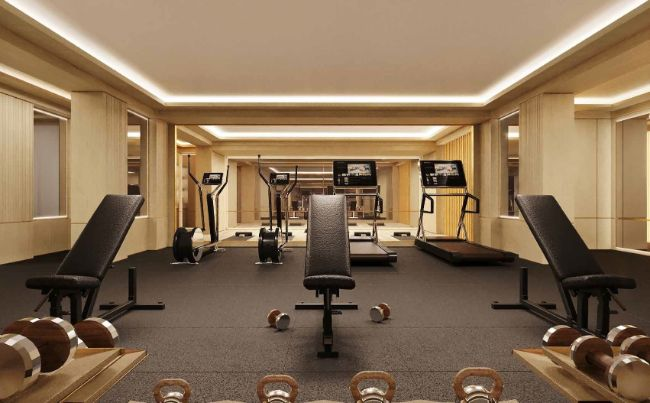 No. 07 Rosedale: Gym