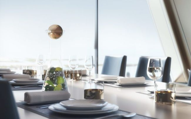 The One: Dinning table