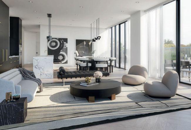 The Rhodes  suites