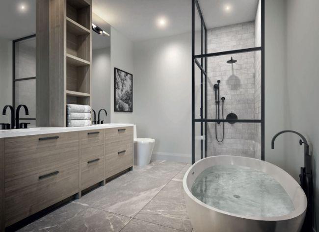 The Rhodes elegant comfort area